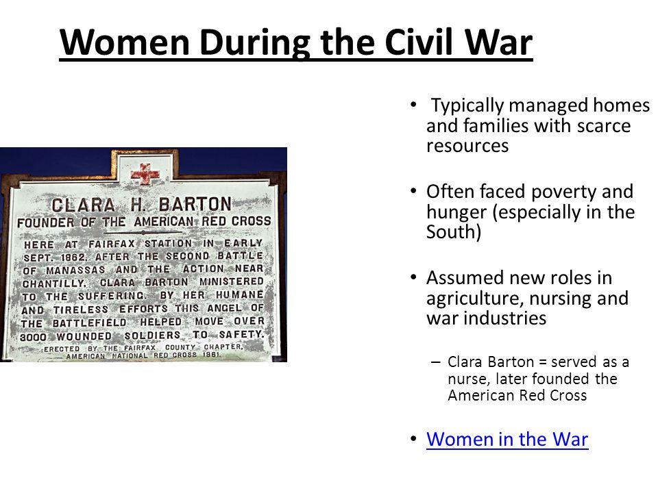 Women During the Civil War