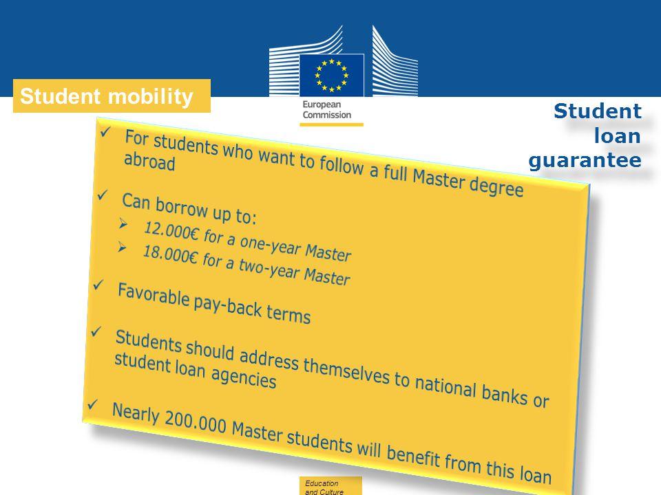 Student loan guarantee