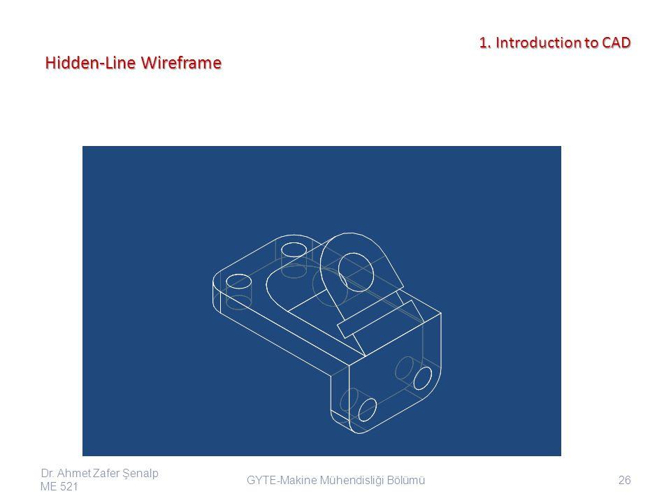 Hidden-Line Wireframe