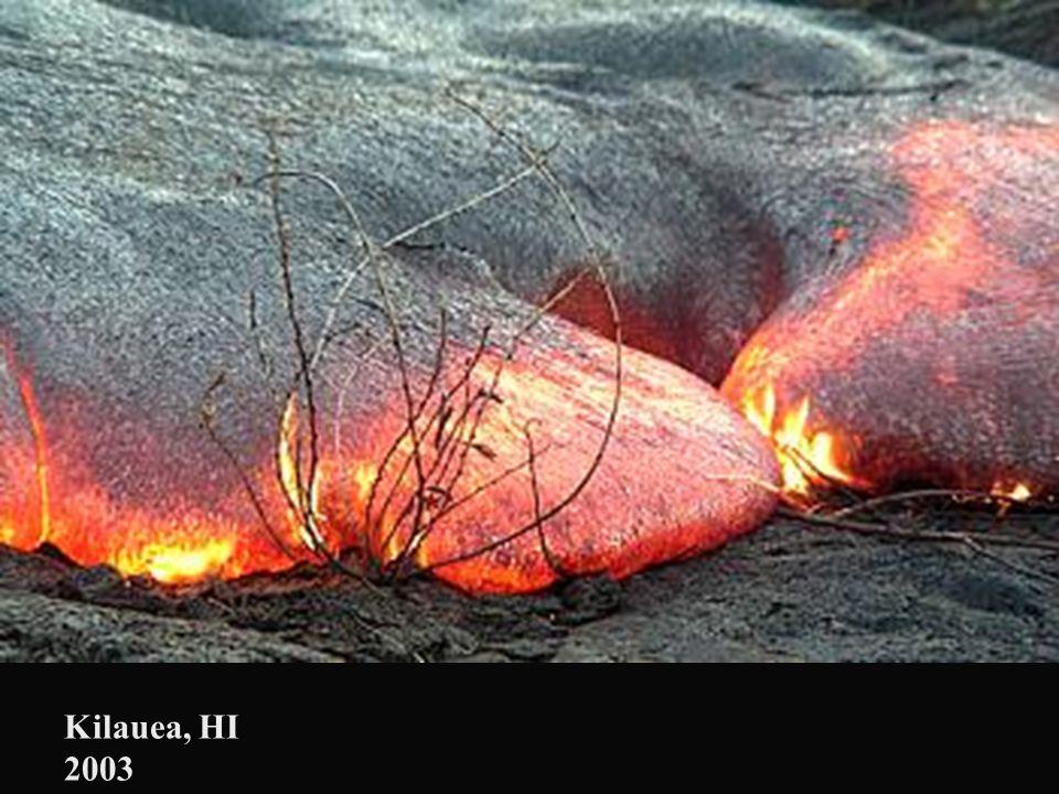 Kilauea, HI 2003