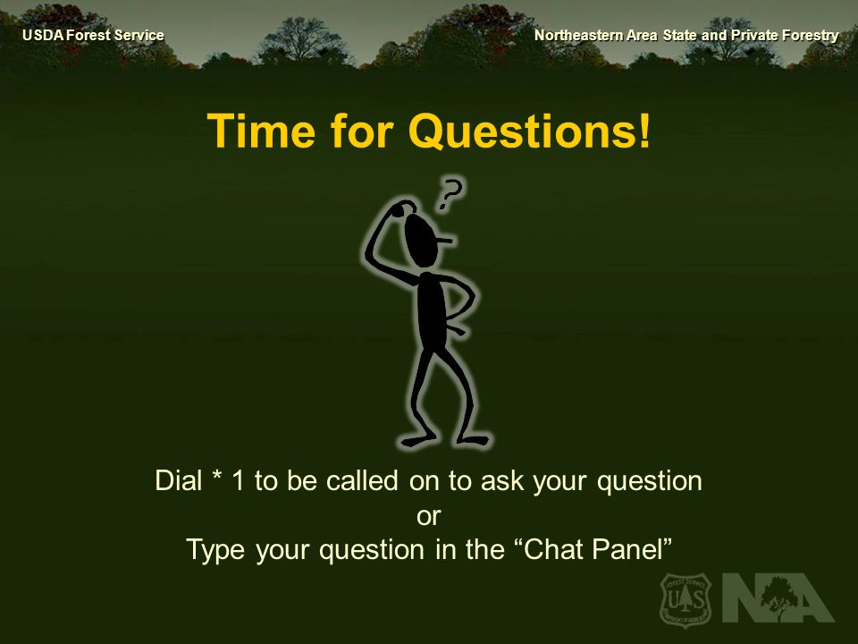 Time for Questions! Dial * 1 to be called on to ask your question or