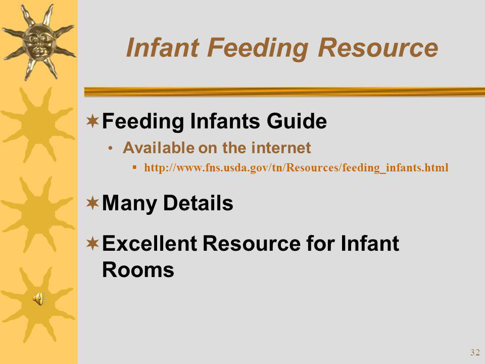 Infant Feeding Resource
