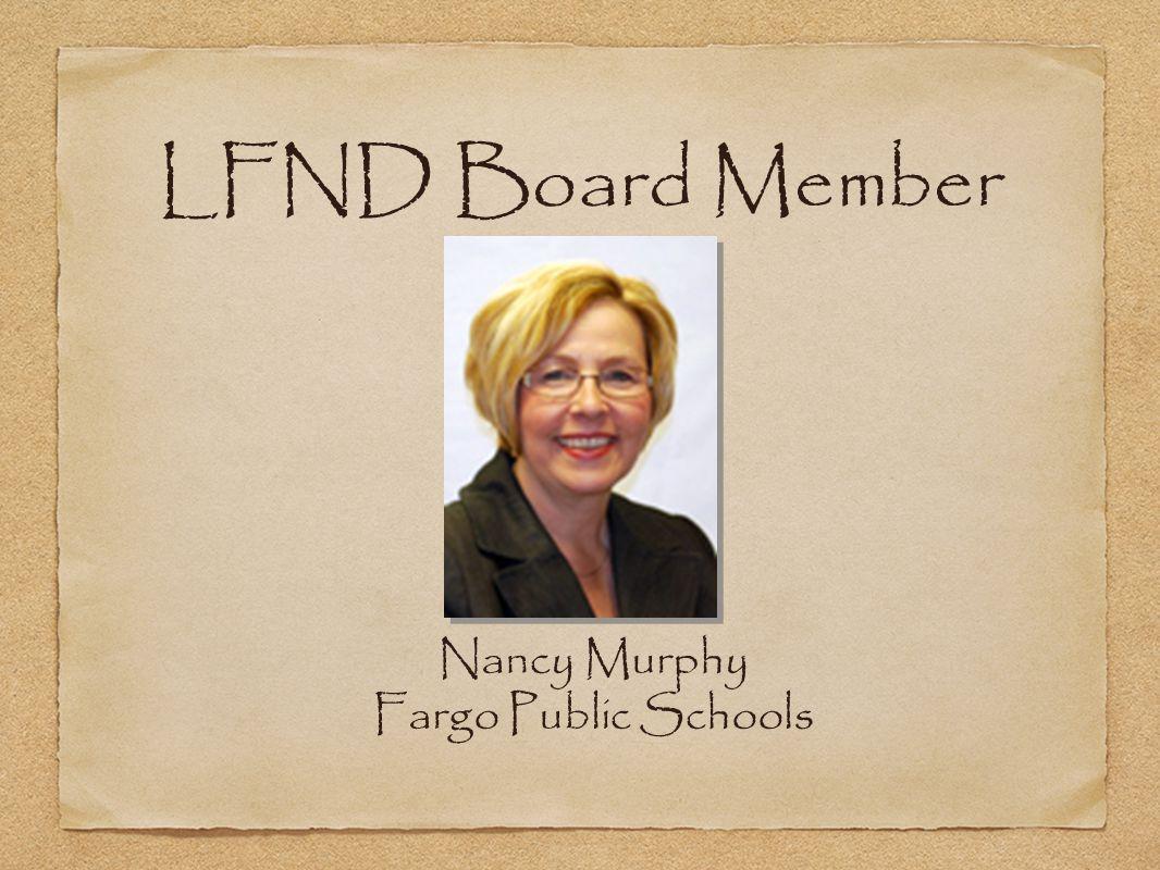 Nancy Murphy Fargo Public Schools