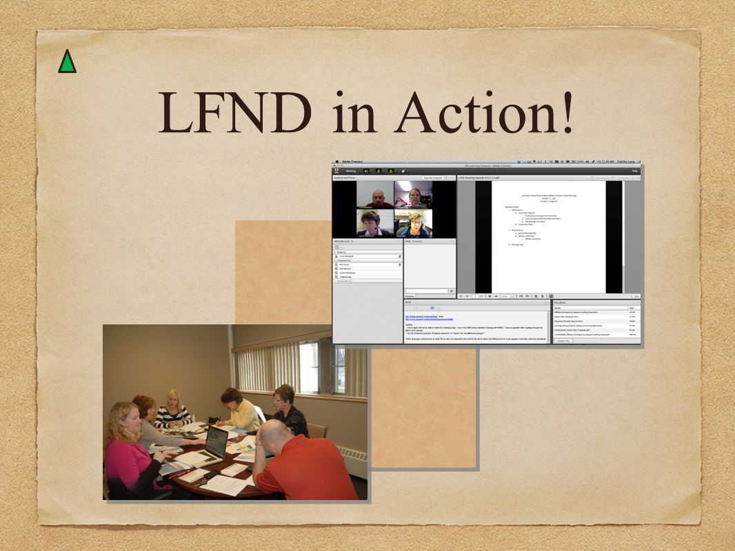 LFND in Action!