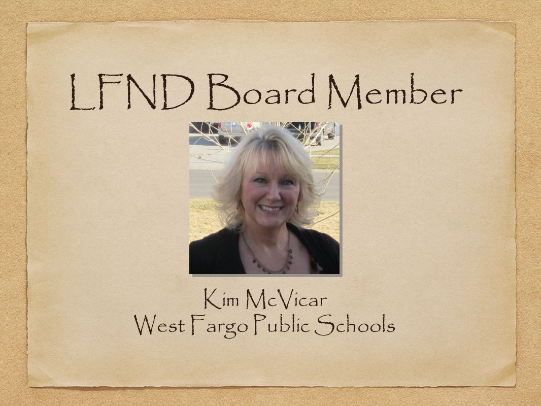 Kim McVicar West Fargo Public Schools