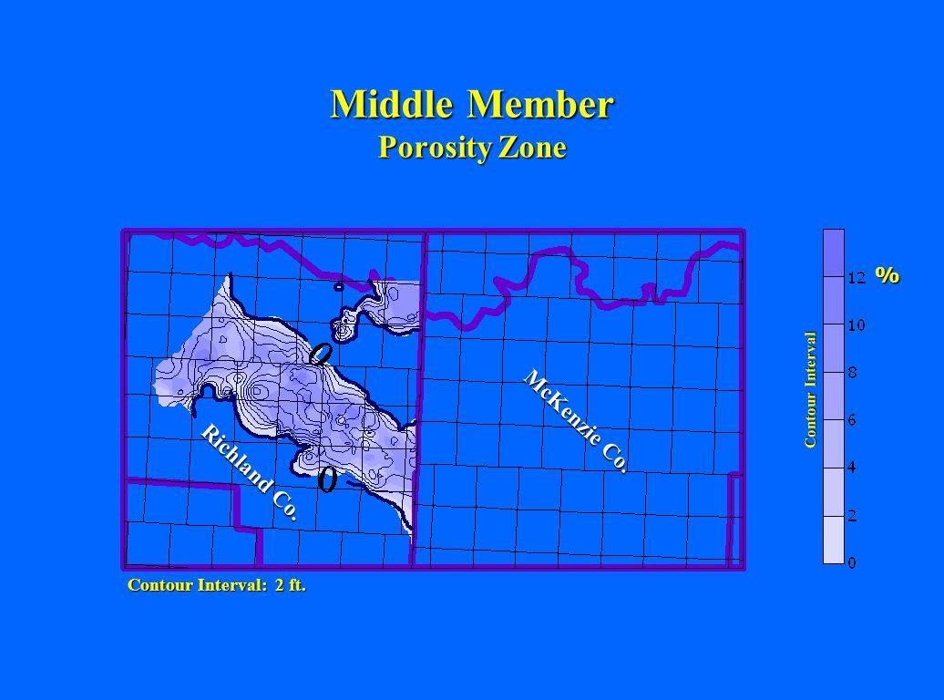 Middle Member Porosity Zone