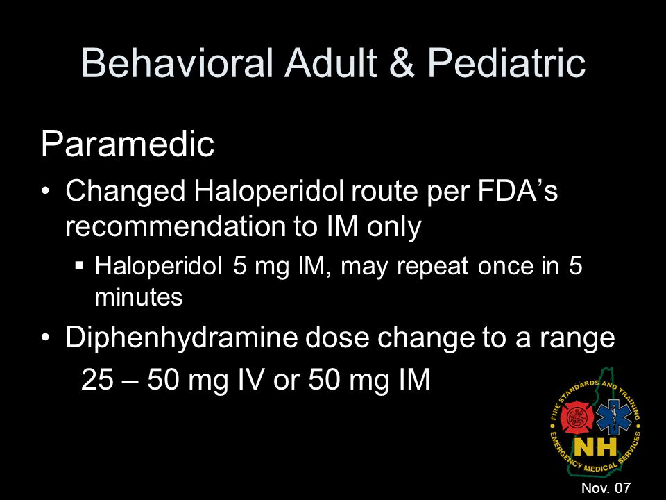 Behavioral Adult & Pediatric