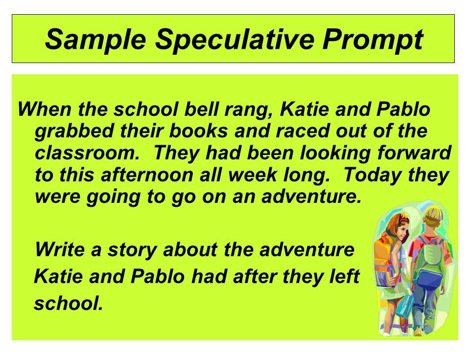 Sample Speculative Prompt