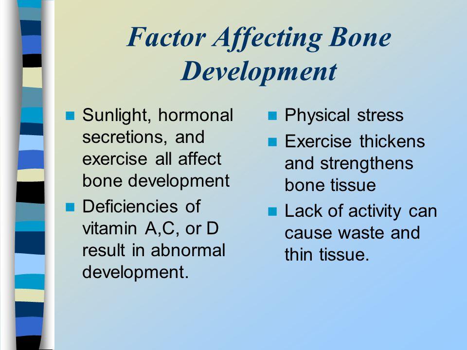 Factor Affecting Bone Development
