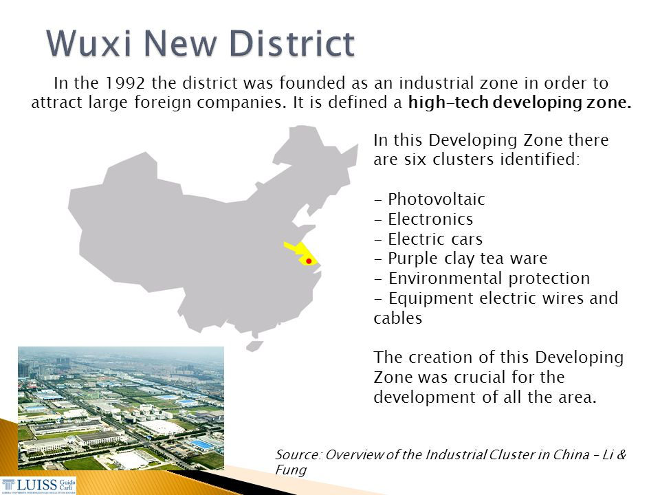 Wuxi New District