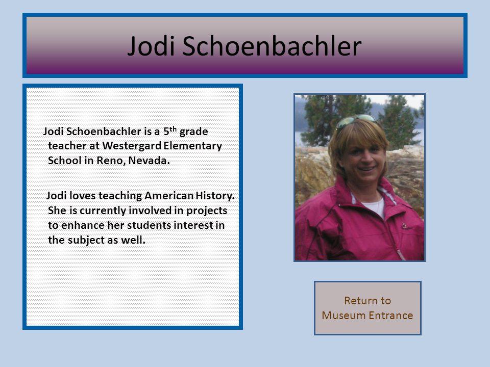 Jodi Schoenbachler