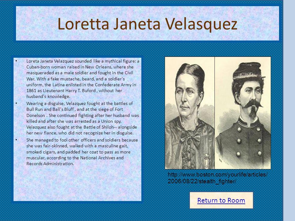Loretta Janeta Velasquez