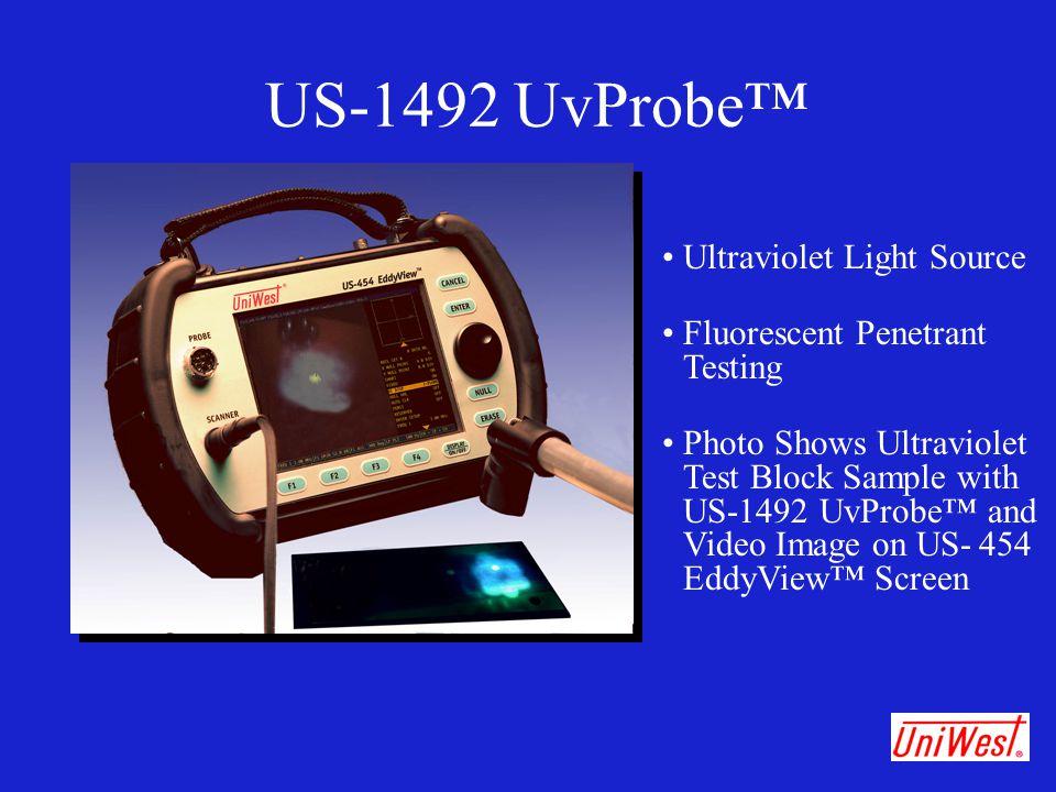 US-1492 UvProbe™ • Ultraviolet Light Source