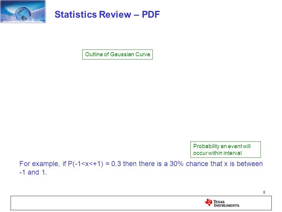 Statistics Review – PDF