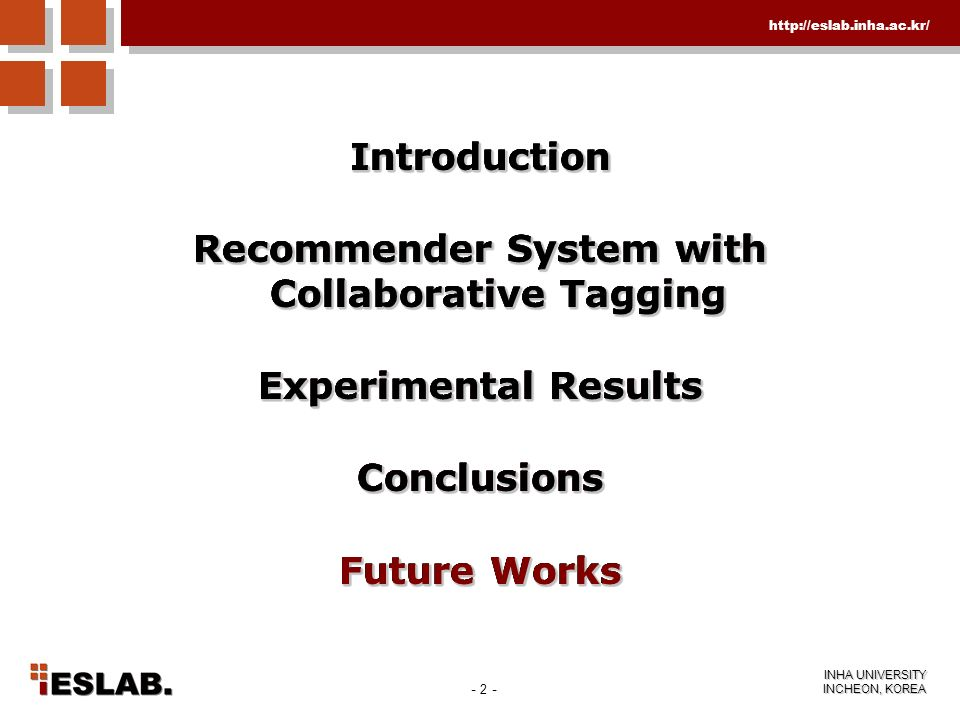 Recommender System with Collaborative Tagging