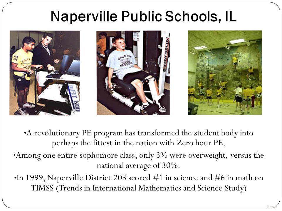 Naperville Public Schools, IL