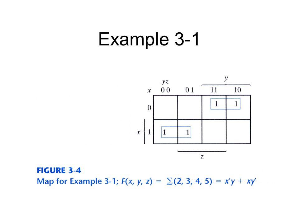 Example 3-1