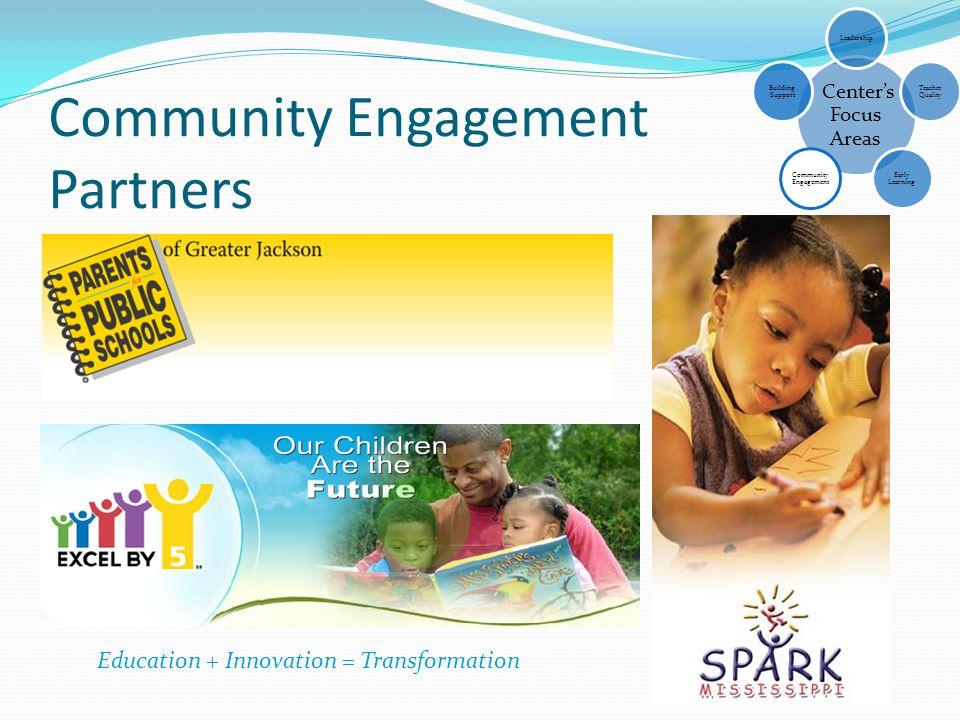 Community Engagement Partners