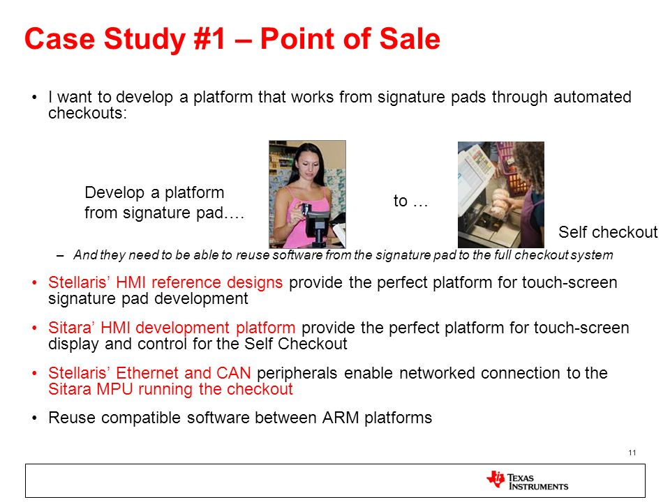 Case Study #1 – Point of Sale