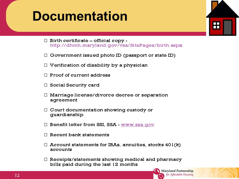 Documentation Martha