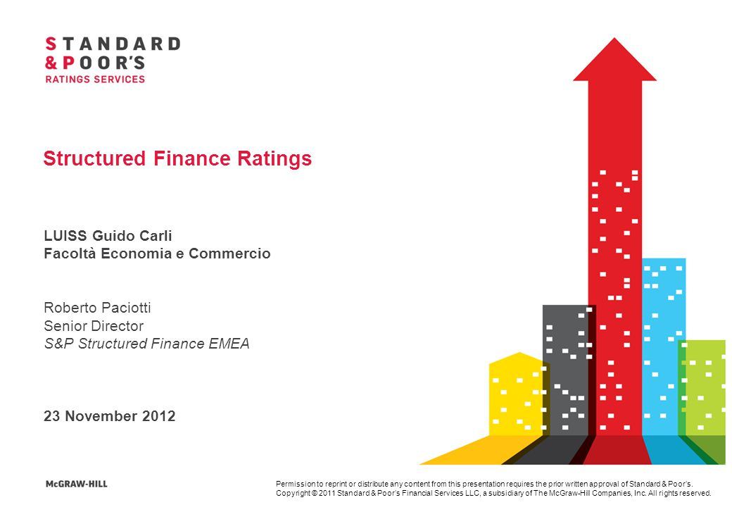 Structured Finance Ratings