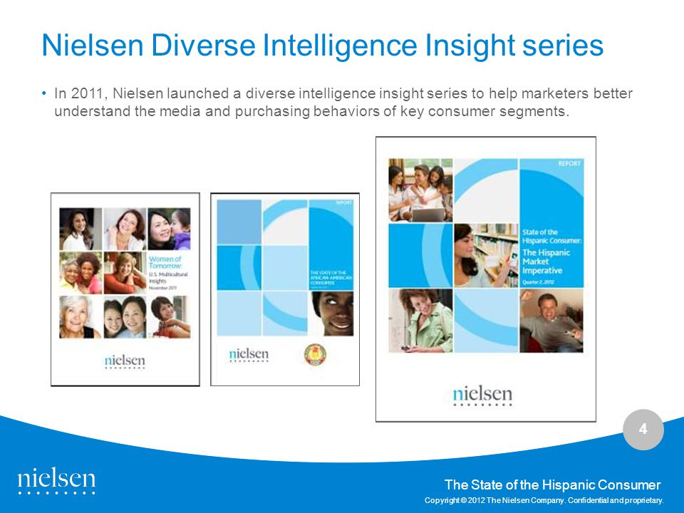 Nielsen Diverse Intelligence Insight series