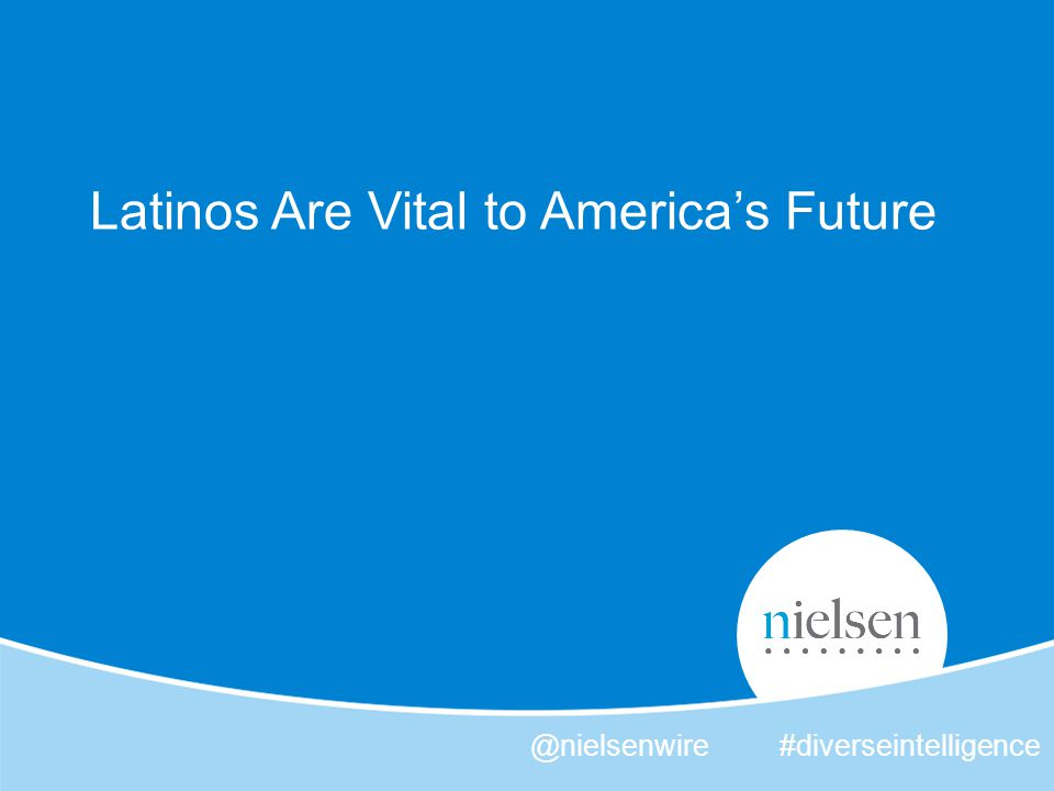 Latinos Are Vital to America's Future