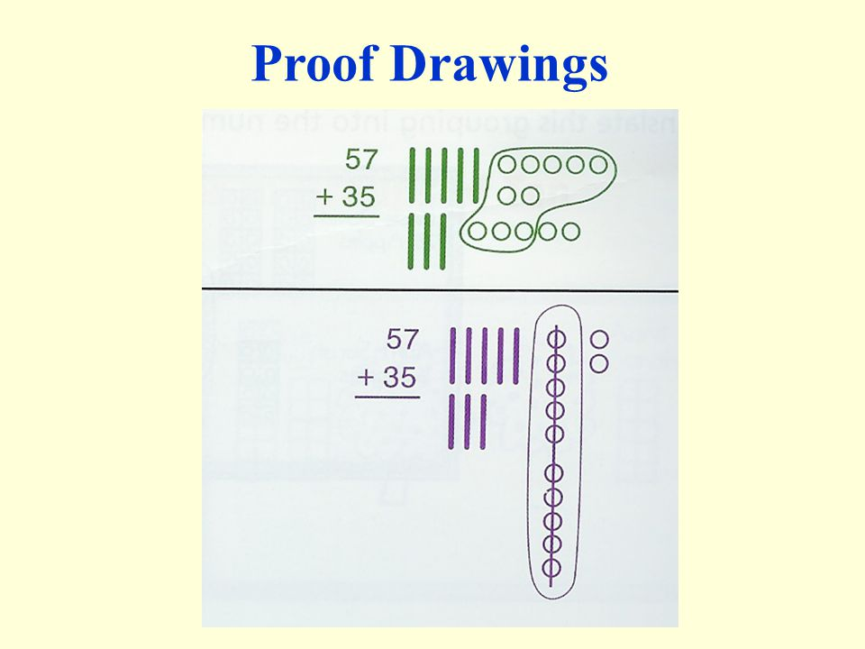 Proof Drawings