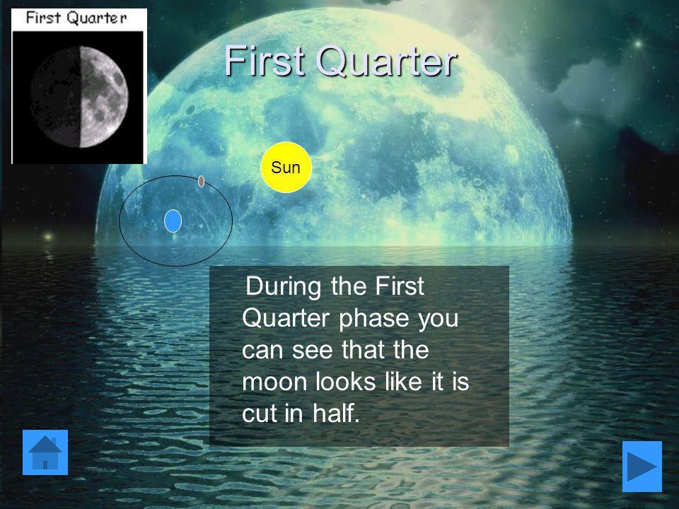 First Quarter Sun.