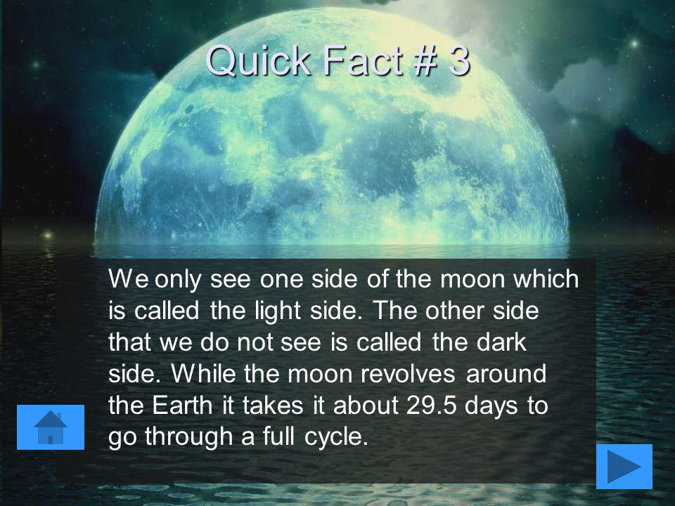 Quick Fact # 3