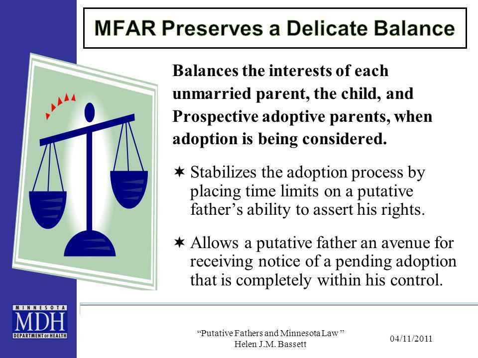 MFAR Preserves a Delicate Balance