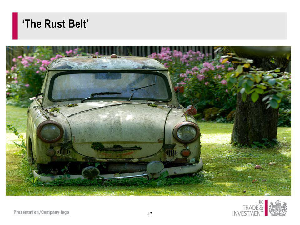 'The Rust Belt'