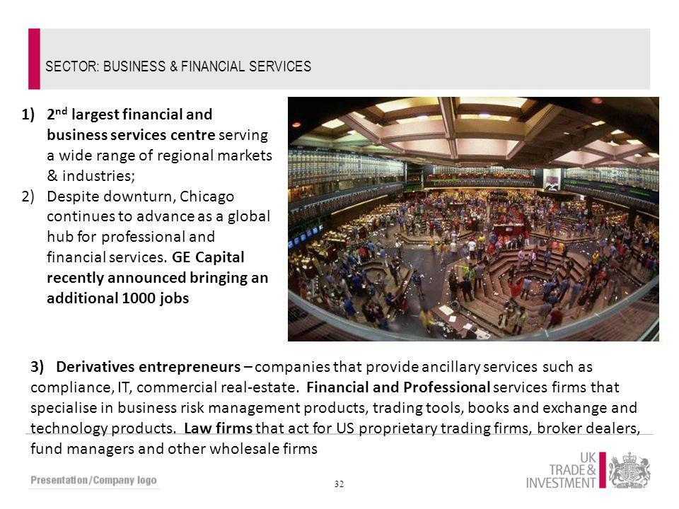 SECTOR: BUSINESS & FINANCIAL SERVICES