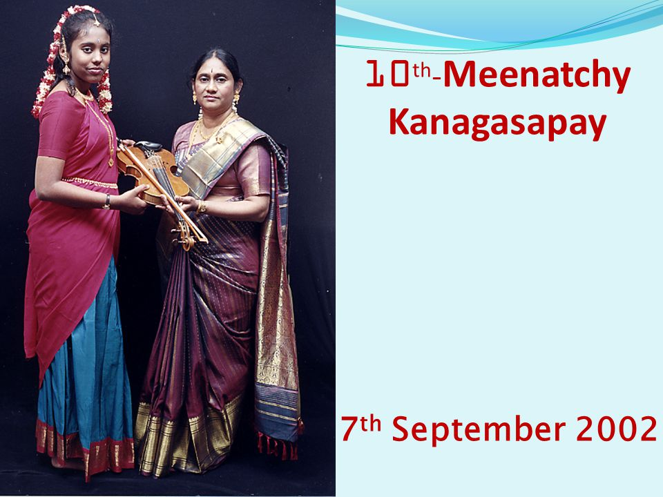 10th-Meenatchy Kanagasapay