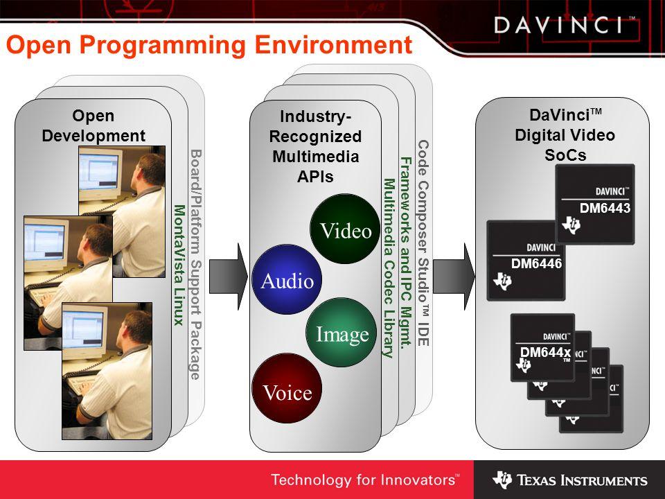 Open Programming Environment