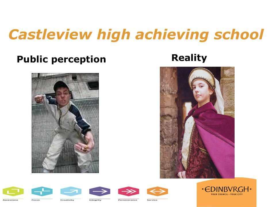 Castleview high achieving school