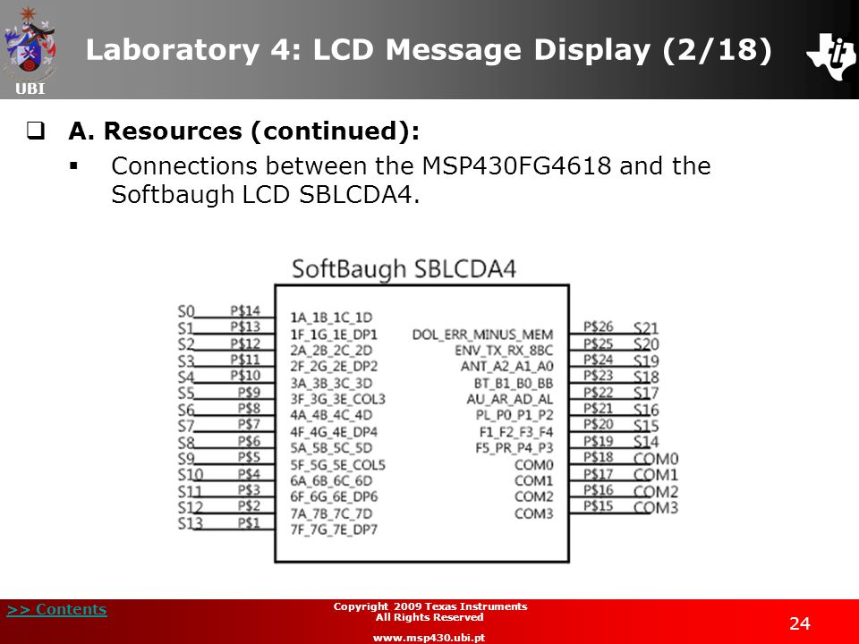 Laboratory 4: LCD Message Display (2/18)