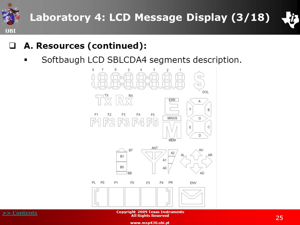Laboratory 4: LCD Message Display (3/18)