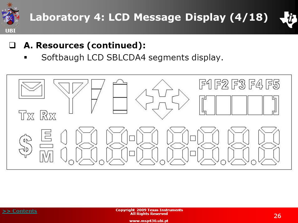 Laboratory 4: LCD Message Display (4/18)