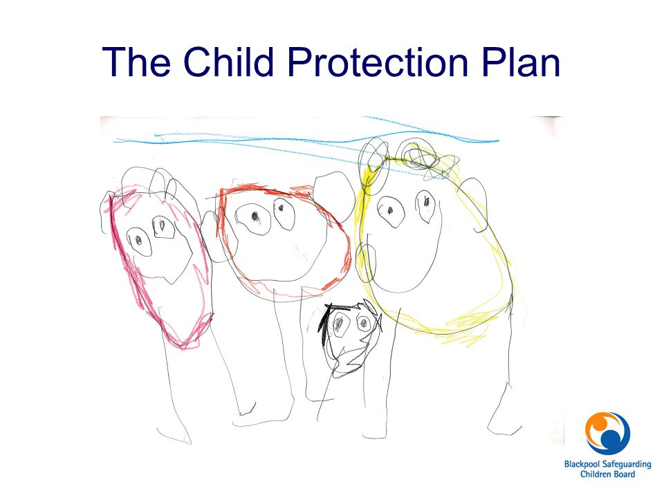 The Child Protection Plan