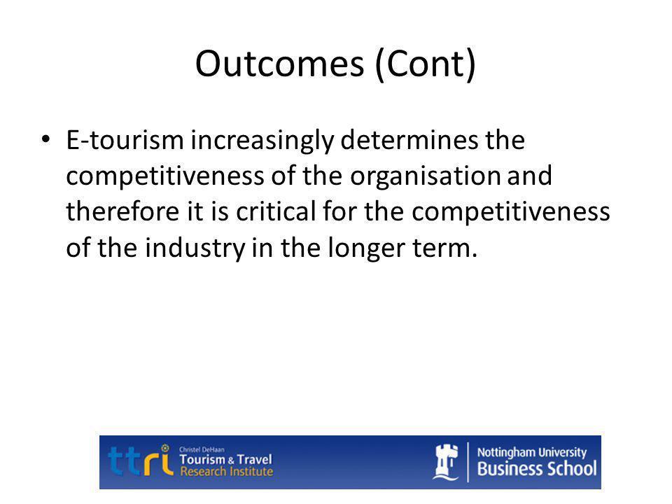 Outcomes (Cont)