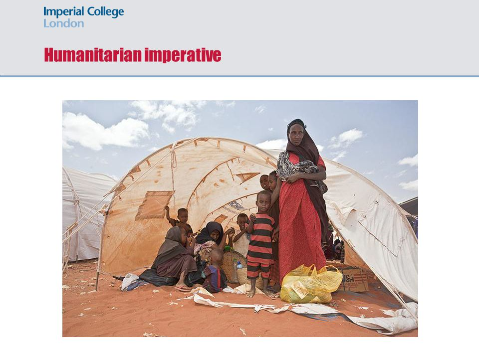 Humanitarian imperative
