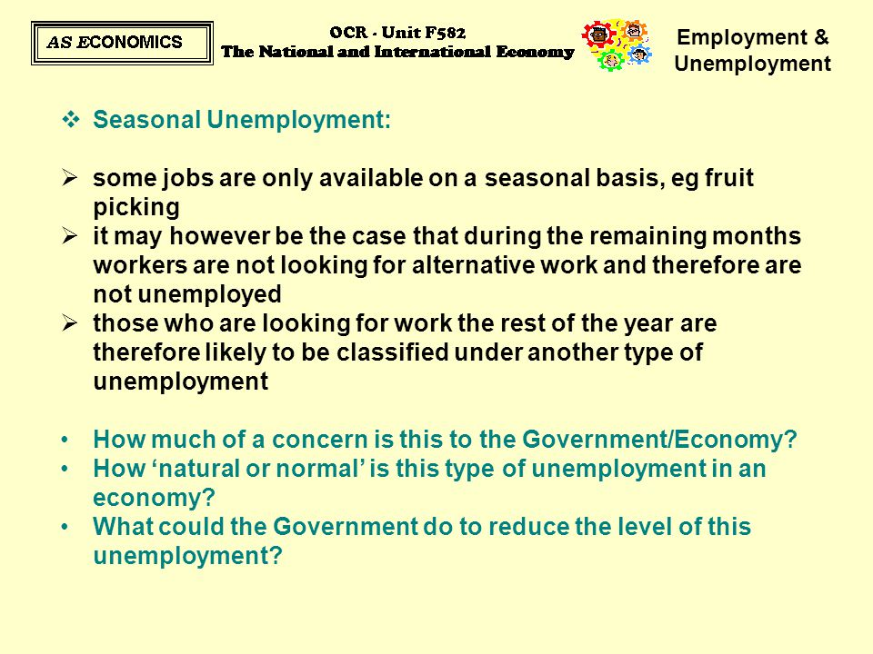 cylical unemployment essay The private sector plays important role in the unemployment levels of the uae nationals as compared to the public sector read our unemployment essay.