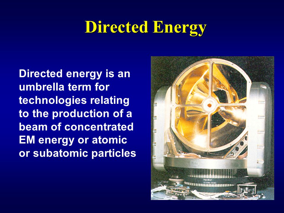 IW 150 EW Notetaker Directed Energy.