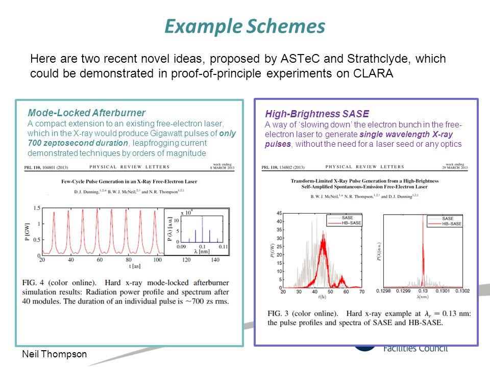 Example Schemes