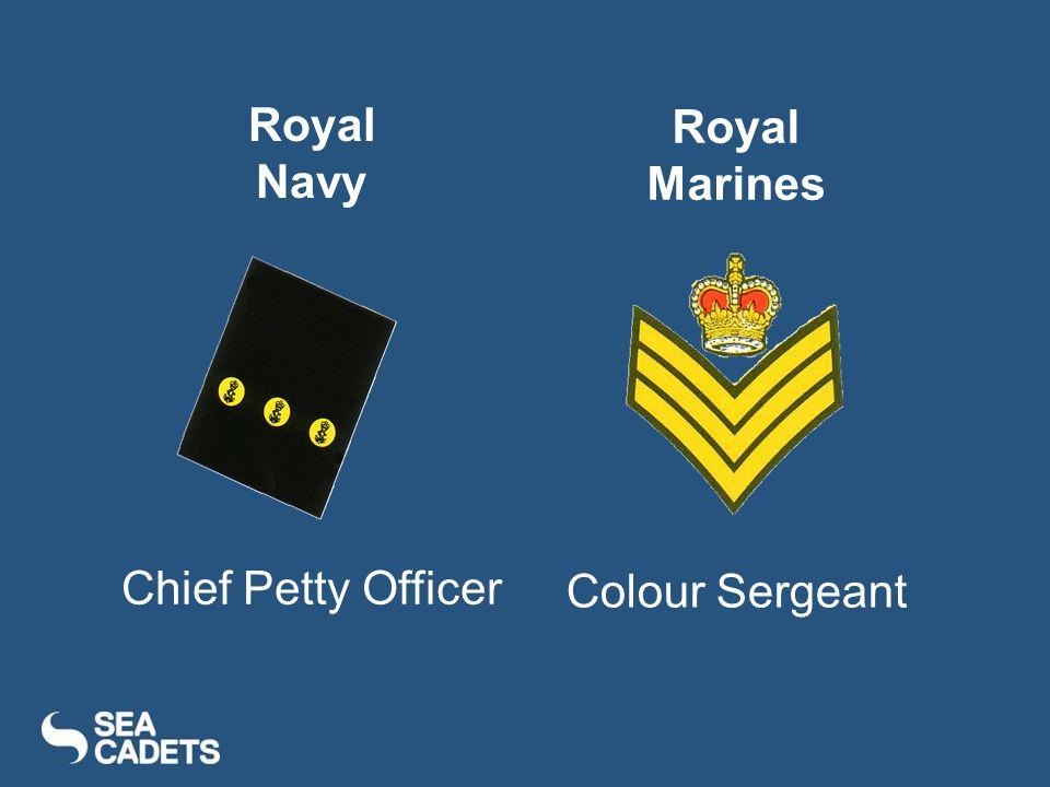 Royal Navy Royal Marines