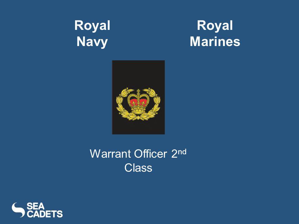Warrant Officer 2nd Class