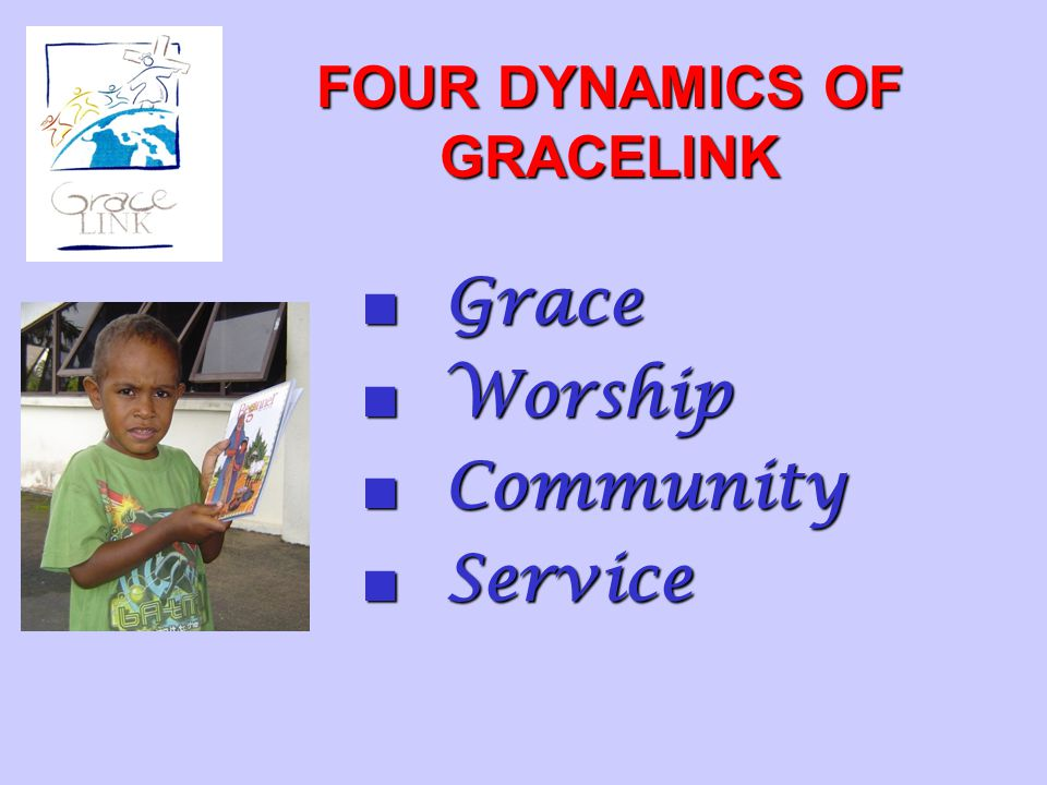 FOUR DYNAMICS OF GRACELINK