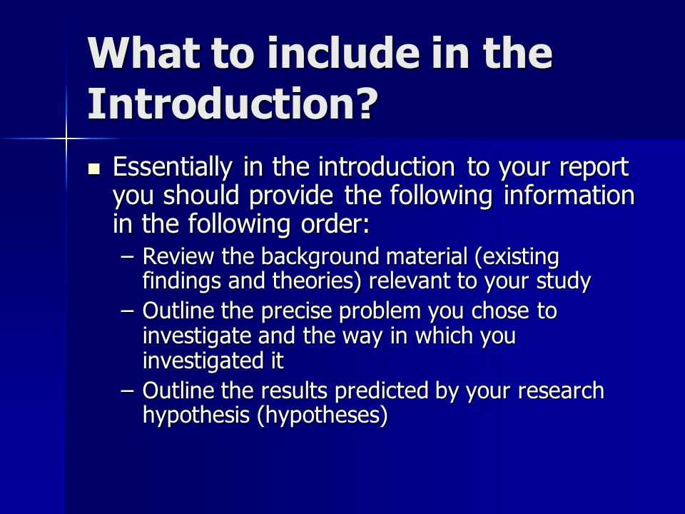 what to include in methodology in dissertation This presentation is about writing the methodology chapter of your dissertation - exploring the main components of chapter three.