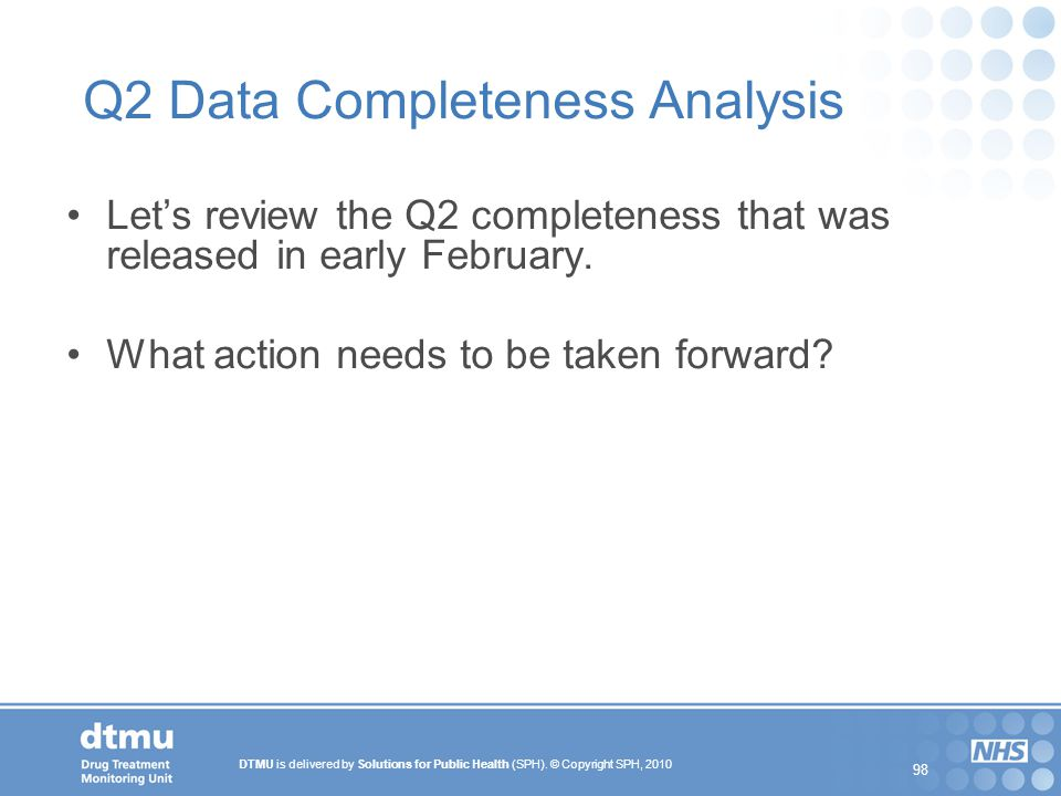 Q2 Data Completeness Analysis